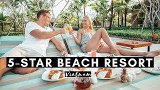 Gambar cover VIETNAM 5-STAR LUXURY BEACH RESORT | VLOG #009