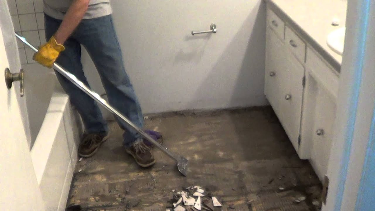 Floor Scraper YouTube - Mechanical floor scraper