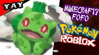 Minecraft Pixelmon on Roblox? The cutest Pokemon game of the Roblox...