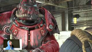 Fallout 4 The Lost Patrol Glitch. Solution.