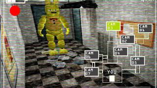 - five nights at fredbears family diner
