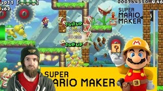 Some of the BEST* Levels Around | SUPER EXPERT NO SKIP [#01] - Super Mario Maker