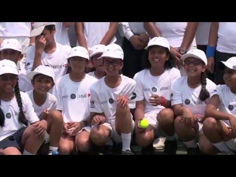 Road to Wimbledon visits the Kolkata Heritage School