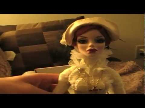 Parnilla Ghastly Evangeline Ghastly doll review