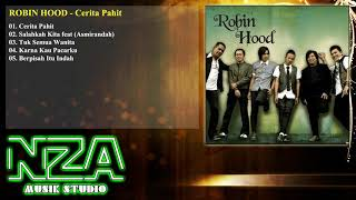 Gambar cover Robin hood - Cerita Pahit