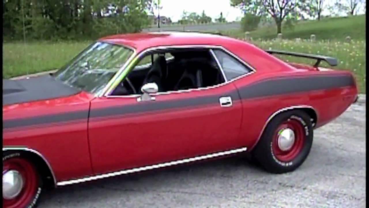 Barracuda car 2010