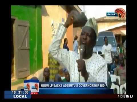 Ogun Labour Party backs Adebutu's Governorship Bid