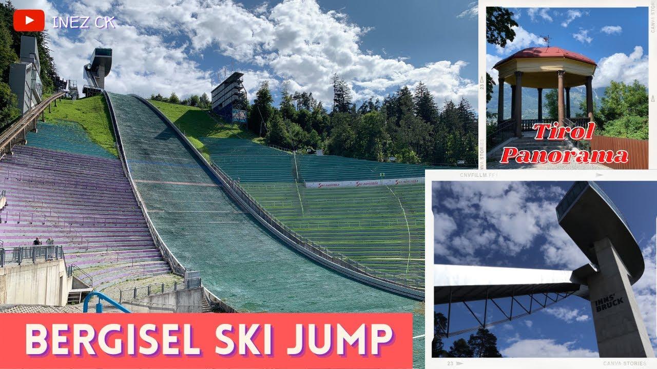 Download BERGISEL SKI JUMP INNSBRUCK   TIROL PANORAMA
