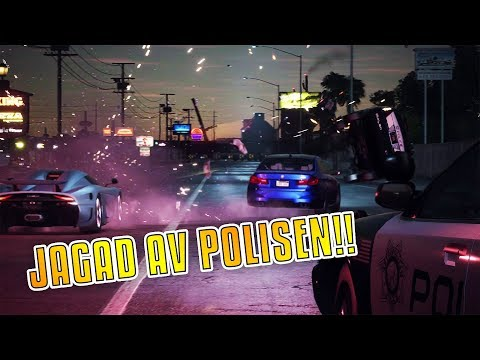 ASSÅ VILKEN BIL!! | NEED FOR SPEED PAYBACK #1 - Let's play på svenska