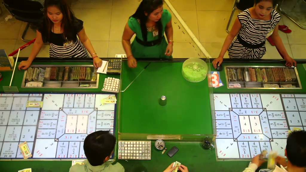 Welcome To Lucky89 Casino Fantan Table Youtube