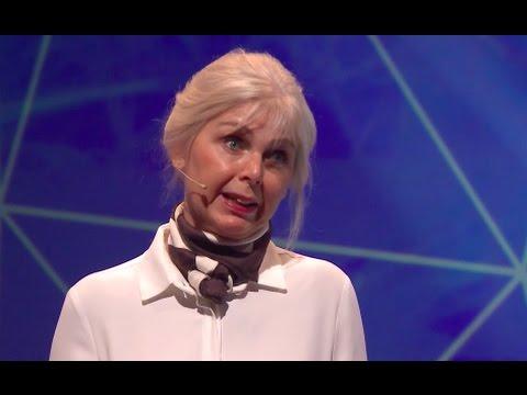 Papercut poetry | Karen Bit Vejle | TEDxArendal