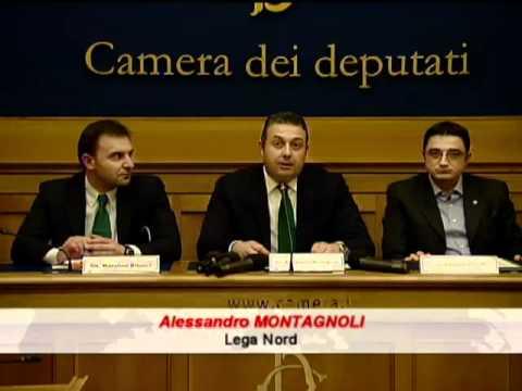 Conferenza stampa 9 dic 2011 La Lega presenta circa 600 emendamenti.mp4