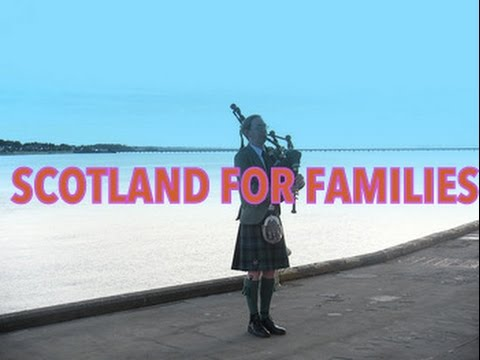 Four ' Must Do' Family Friendly  Attractions  in Scotland