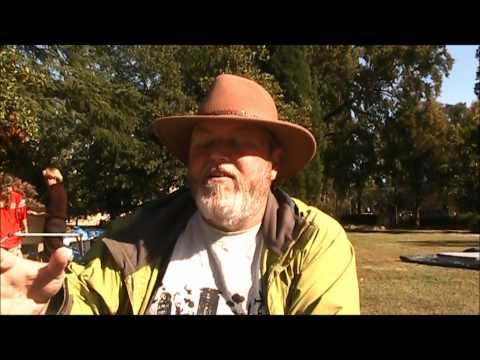 Keith McHenry co-founder of Food not Bombs