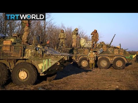Russia - Ukraine Tensions: Russia, Ukraine tensions continue to mount