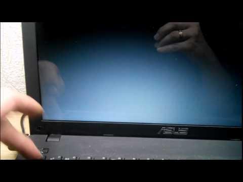 Как установить Windows7 вместо навязанной Windows8 на ноутбук Asus. Разблокировка биос