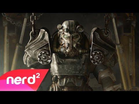 "Fallout 4 Rap | ""Run for the Vault!"" #NerdOut"
