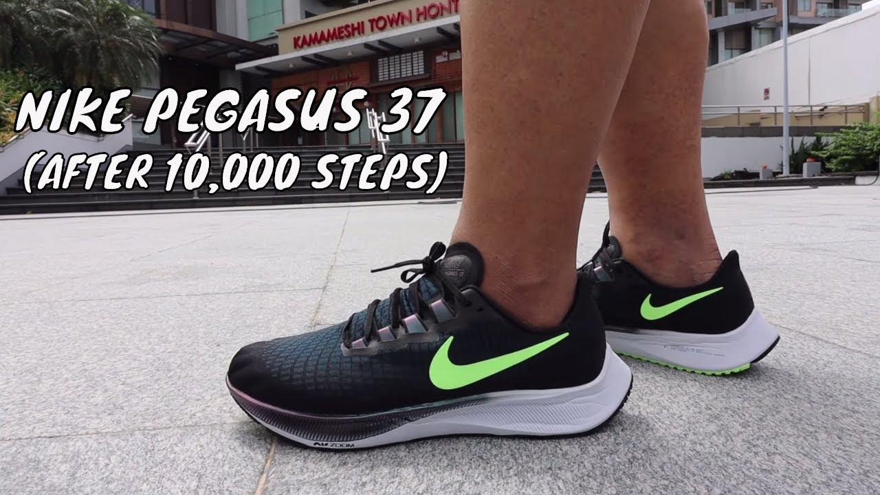 UNBOXING: Nike Pegasus 37, Pegasus 37