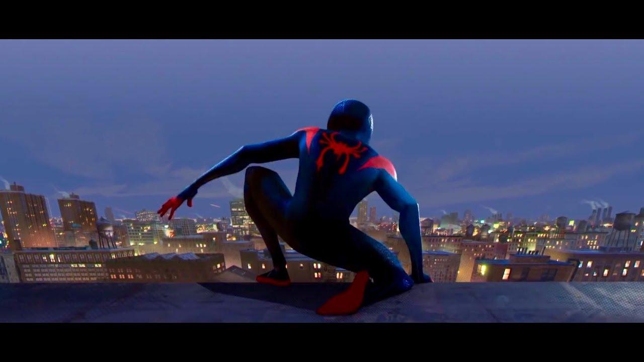 Spider Man Un Nuevo Universo Trailer Español Hd Youtube