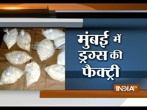 Watch how dangerous MD drug gripping youths in Mumbai | India Tv