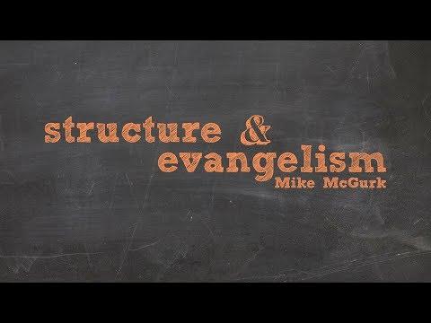 Structure And Evangelism | Mike McGurk | CMI Summit 2017
