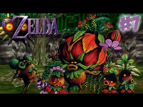 legend-of-zelda:-majora's-mask---part-7---rescue-the-deku-princess!