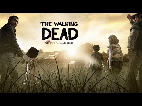 Event Plays The Walking Dead: Chapter 1/Part 1 (Road To Macon)