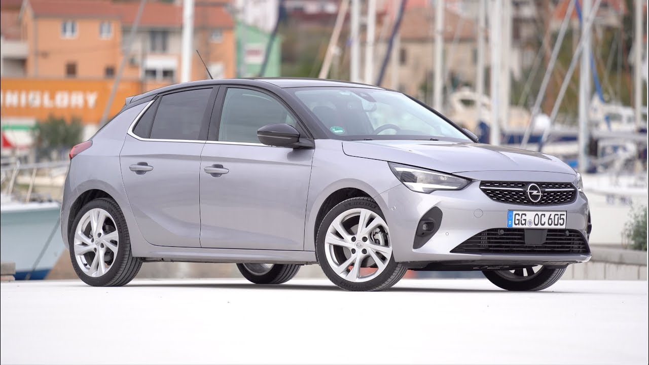 Anwb Test Opel Corsa 2020 Waar Voor Je Geld