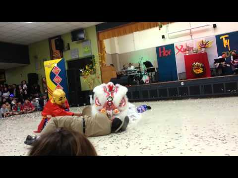 Cao Dai Austin Lion Dancing and Karate