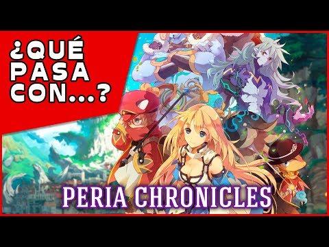 ¿Qué pasa con Peria Chronicles? Estado actual, desarrollo, betas y qué esperar. #MMORPG