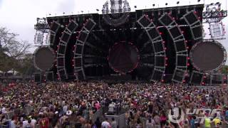 Blasterjaxx Ultra Music Festival Mainstage 2014 - Full set HD video