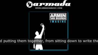 Armin van Buuren feat. Audrey Gallaghe- Hold On To Me (track 05 from the 'Imagine' album)