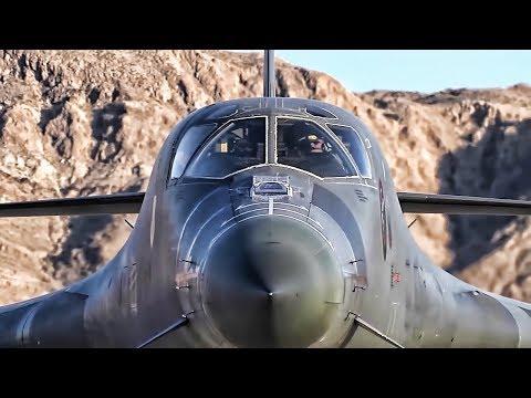 "The Badass B-1B Lancer Bomber • Nicknamed the ""Bone"""