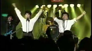 86年 STUDIO LIVE.