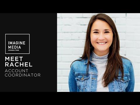 Meet Account Coordinator Rachel