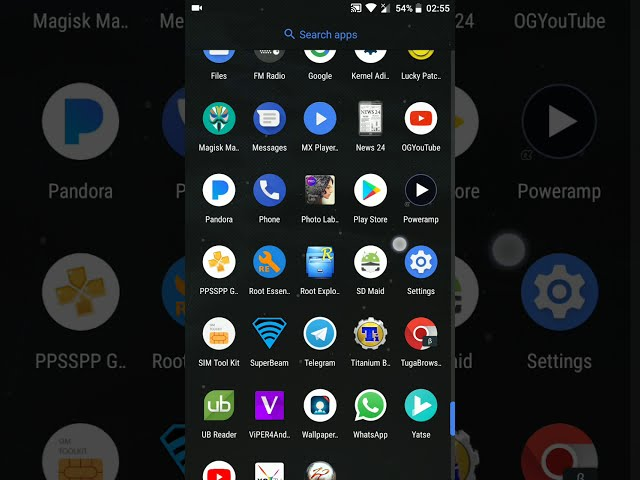 ROM][OFFICIAL][8 1 0][MIDO] Pixel Experienc… - Pg  128
