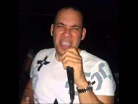 Manso Karaoke cantando Le dio pa mi en PLAZA LA SABANA