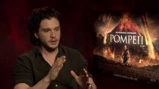 Kit Harington Takes Empire's IMDbunker Quiz | Empire Magazine