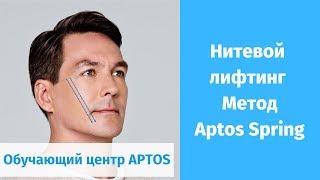 Семинары для косметологов | Aptos Spring | Лифтинг лица