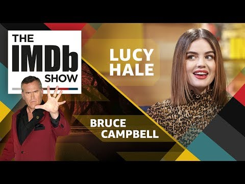 Lucy Hale  Bruce Campbell  the Scariest Movie Moments  EP. 122 The IMDb