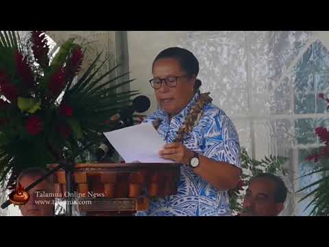 Dame Meg Taylor's Speech during the 48th Pacific Island Forum, Samoa 2017