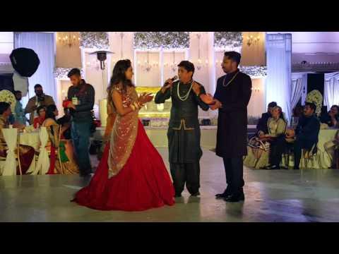 Dil De Diya Hai | Masti | Anand Raj Anand Live Performance | Anand Pandit's Daughter's Wedding