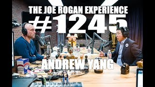 JRE – Andrew Yang