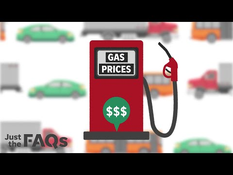 Why gas prices change all the time in the US   Just the FAQs