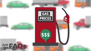Why gas prices change all the time in the US | Just the FAQs