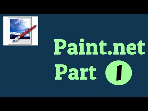 Paint Net Tutorial In Hindi