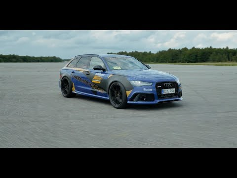 KLASEN -  Audi RS 6 mit V8-Biturbo beim High Performance Event | Continental