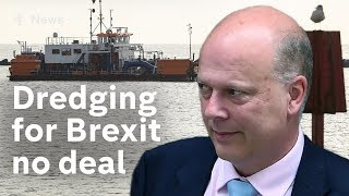 Ramsgate port dredged as no-deal Brexit preparations gather steam