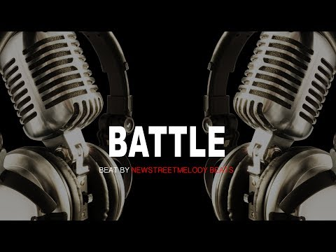 """BATTLE"" Freestyle Hard Trap Beat Instrumental | Rap Hip Hop Beat | Newstreetmelody Beats"