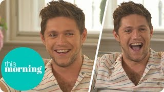 Niall Horan Loves Jamming Out With Ed Sheeran and Shawn Mendes | This Morning thumbnail